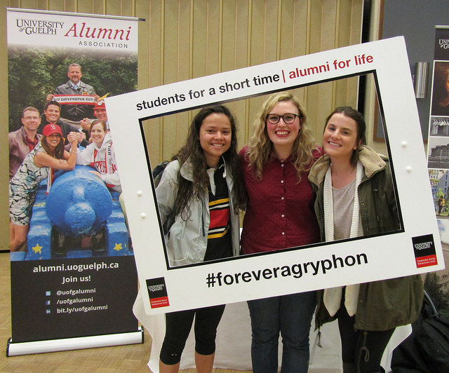#ForeverAGryphon Frame Picture