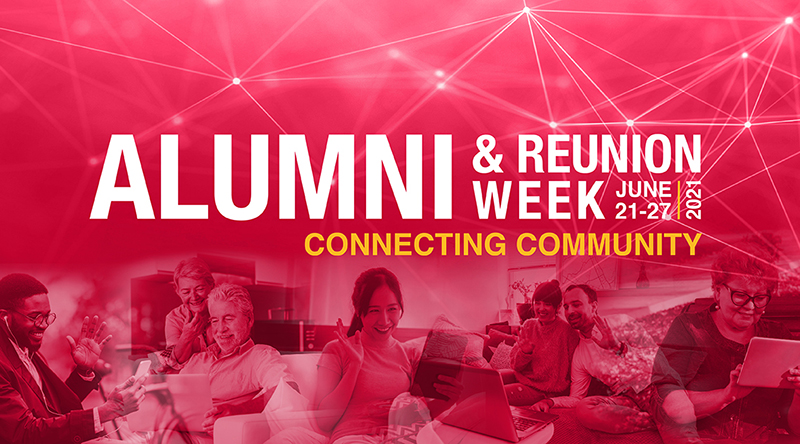 Alumni Week Webinar Banner