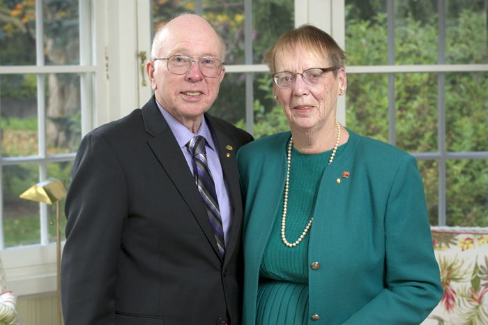 Jim and Brenda McIntosh