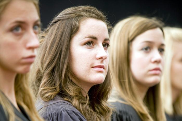 Female Graduating Students