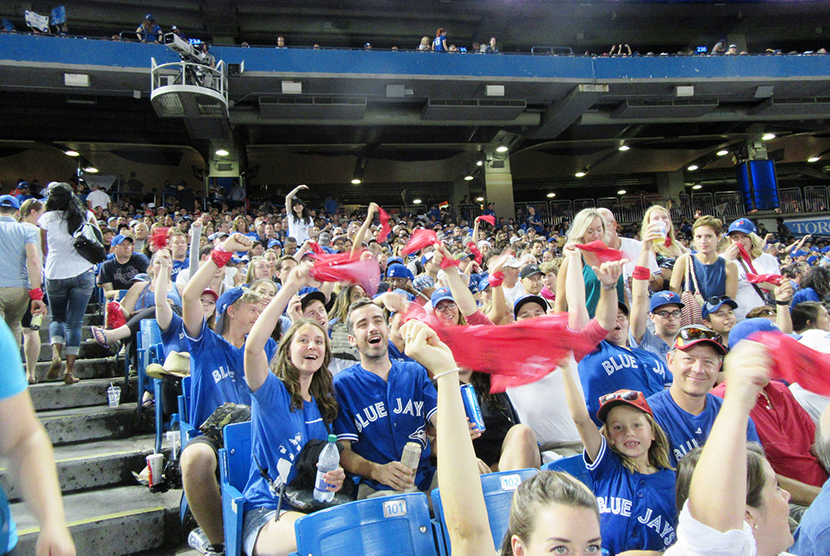 Blue Jays Fans