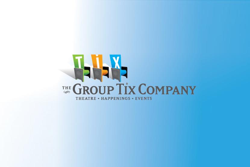 The Group Tix Company Logo