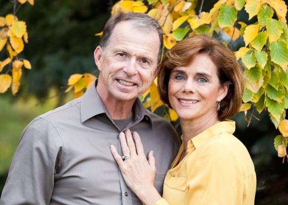 Dave and Brenda Baute